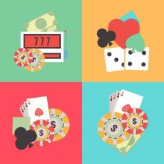 illustration jeux de casino