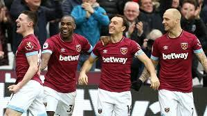 West Ham 2019 Betway